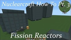 Fission Reactor and RF Mainframe Part 2 : Enigmatica 2 Expert Lp Ep