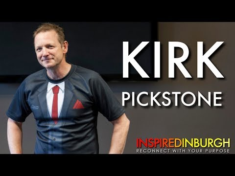 Kirk Pickstone - Duggystone | Inspired Edinburgh