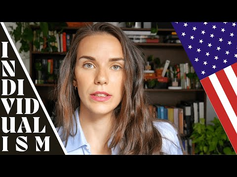 INDIVIDUALISM IN USA