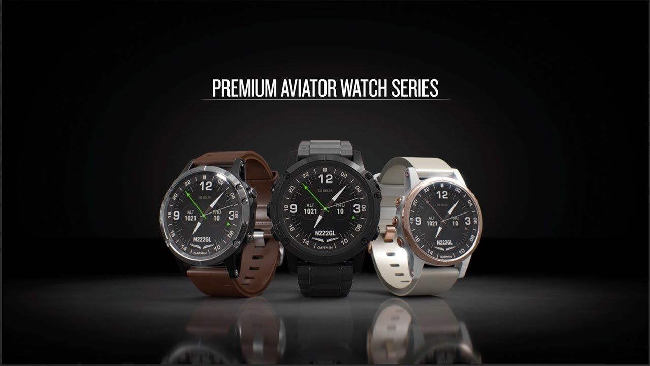 9b973544c1c Garmin D2 Delta  The Aviator Watch For Accomplished Pilots Going Places