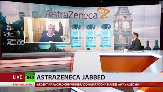 AstraZeneca's vaccine is a 'busted flush if it doesn't work for elderly' – NHS GP Malcolm Kendrick