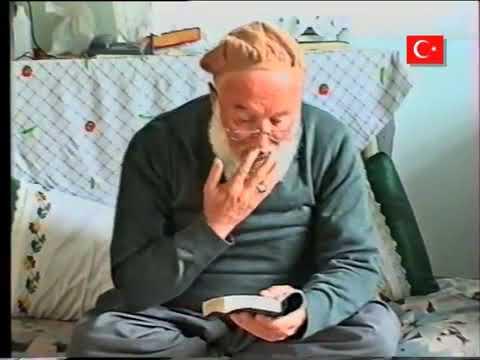 23 05 1997 Dergah Sohbeti Şeyh Hilmi KUTLUBAY