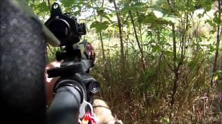 Airsoft Guerrilla Warfare done right