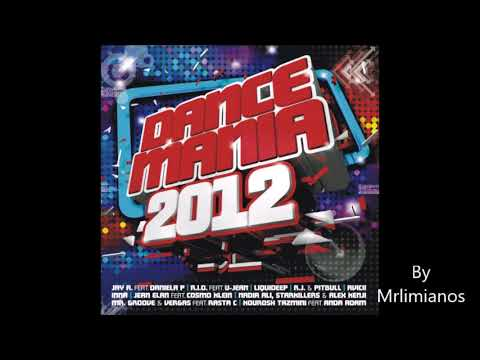 cd electro & house 2012 dance mix #57