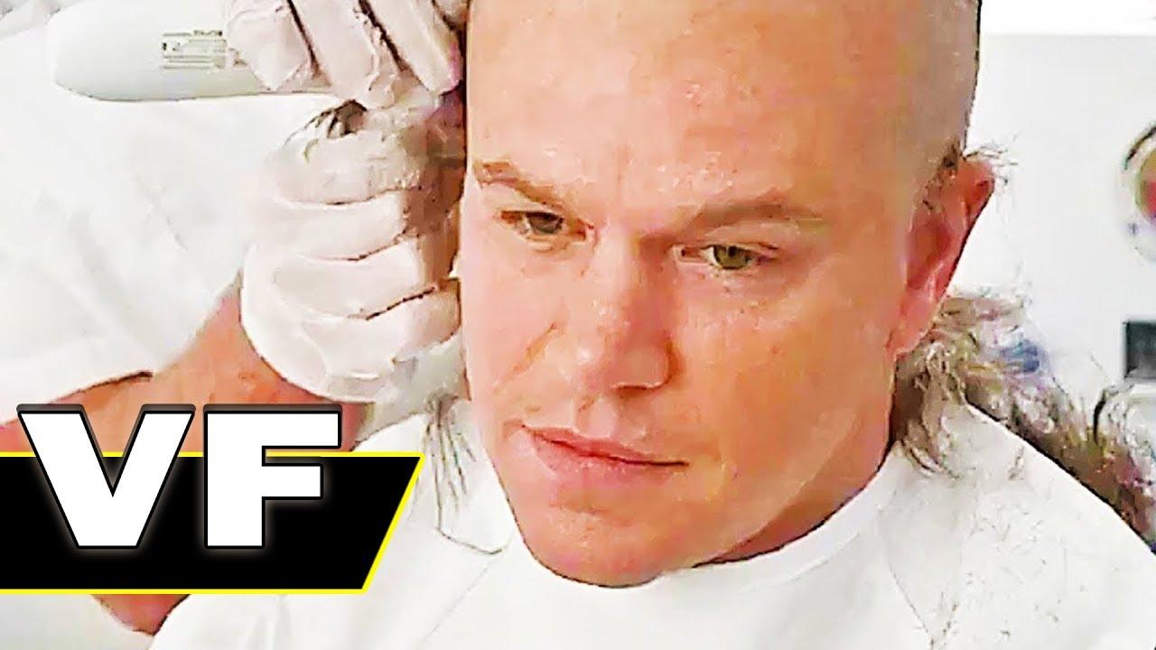 DOWNSIZING Bande Annonce VF Finale ✩ Matt Damon, Science Fiction (2018)