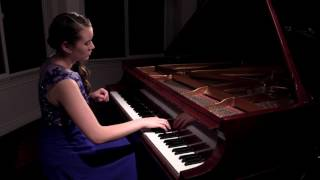 Sonata Op. 89a, Les Adieux, 2nd movement - Beethoven - Abigail Cook