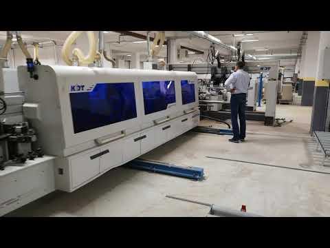 Мебельная фабрика в Турции оснащенная оборудованием KDT