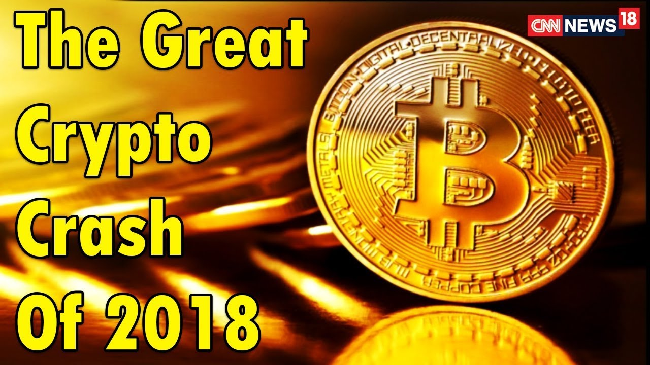 #BitcoinBubbleBursts: The Great Crypto Crash Of 2018 | #Epicentre Plus | CNN News18
