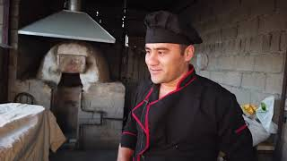 Плов по - ташкентски от джизакского ошпаза (English subtitles)
