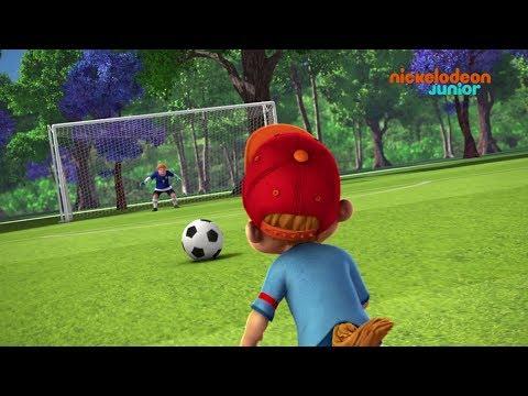 Alvinnn!!! Et les Chipmunks | La ligue des Chipmunks | NICKELODEON JUNIOR