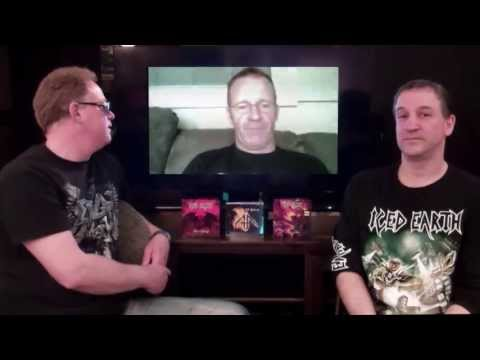 Matt Barlow interview Ashes of Ares (ex-Iced Earth) 2013 -The Metal Voice