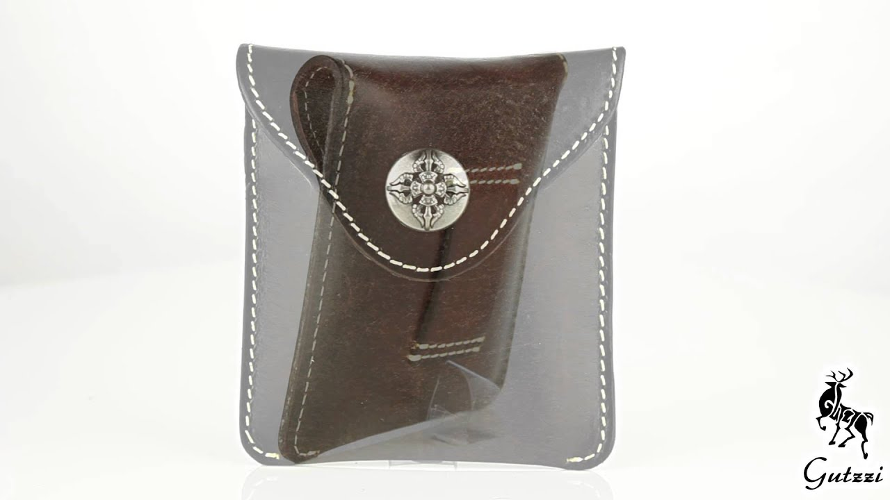 Belt Loop Hook Mens Ladies Real Leather Coin Notes Change Purse Pouch Wallet Youtube