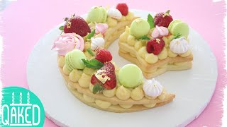 How to make a Moon and Star Cream Tart | Ramadan and Eid Desserts