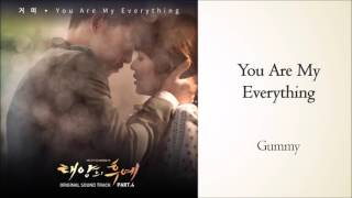 Descendants of the Sun OST - 04 You Are My Everything  (Gummy) [Instrumental]