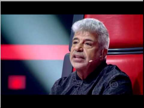Edmon Costa The Voice Brasil Blind Audition