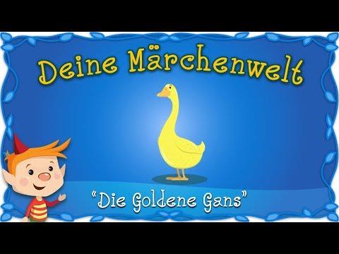 Die Goldene Gans - Märchen und Geschichten für Kinder | Brüder Grimm | Deine Märchenwelt