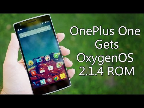 How to Install Official Oxygen OS 2.1.4 on OnePlus One