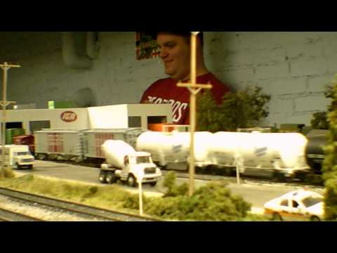 HO Trains Spfld IL Model RR Club Open House