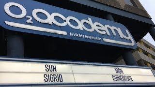 sigrid european tour 2018 // birmingham