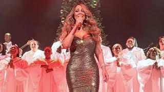 "Mariah Carey - Joy To The World + Gospel Improvisation ""Latest Version"" (2015)"