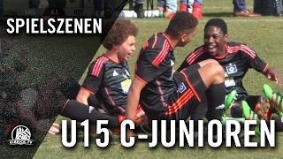 Borussia Mönchengladbach - Hamburger SV (U15 C-Junioren, Vorrunde, Gruppe A, Nike Premier Cup 2016)