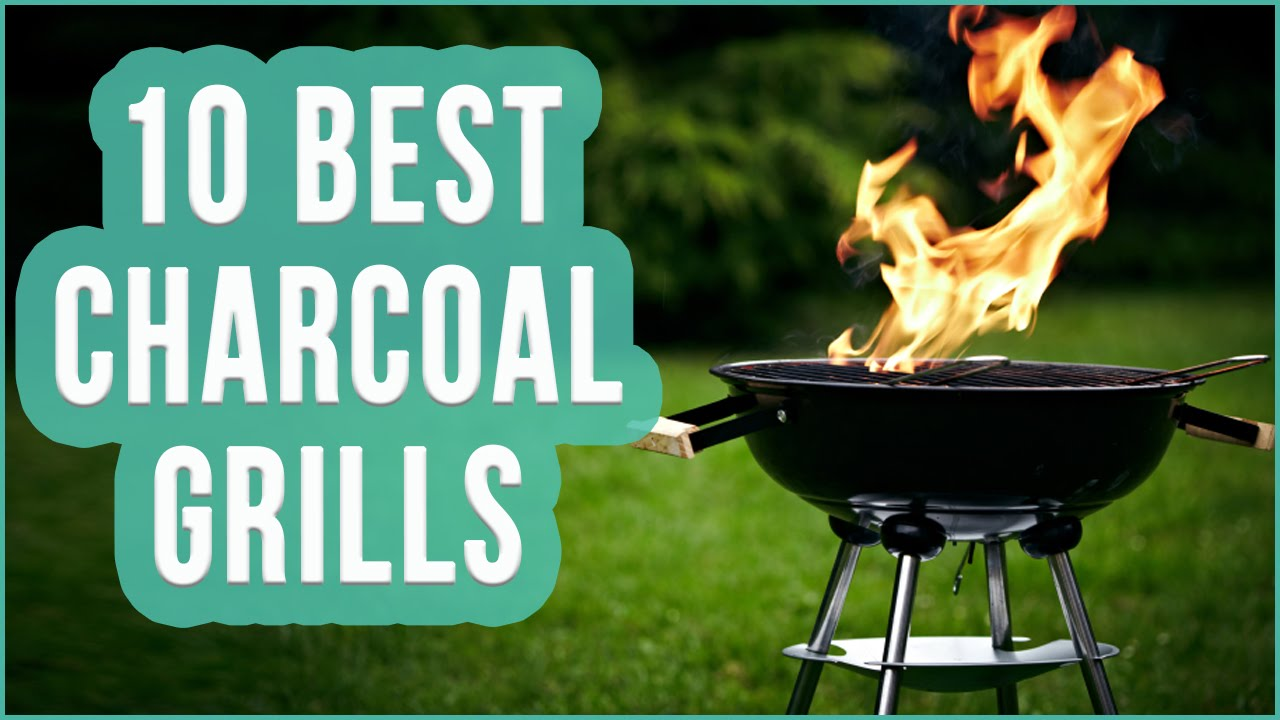 Best Charcoal Grill 2016? TOP 10 Charcoal Grills | TOPLIST+ - YouTube