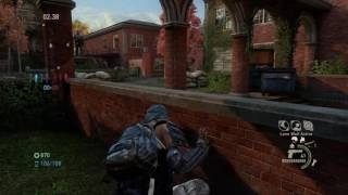 6 man comeback -The Last of Us Remastered-
