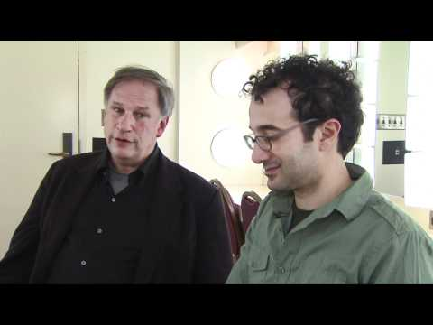 Radiolab: How Did Jad & Robert Meet?
