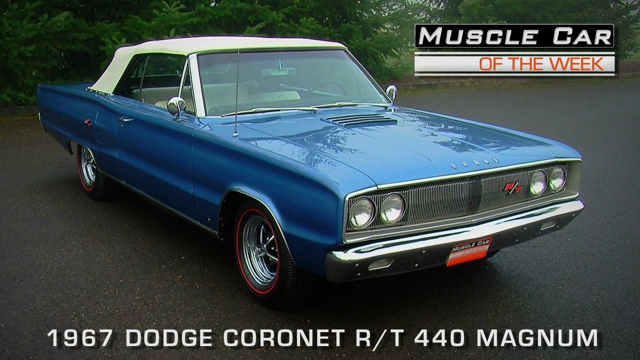 Cars Dodge Coronet R T Collection 14 Wallpapers