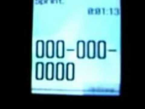 I Was Called At 1:00 AM By 000-000-0000 and My Ringtone Did This