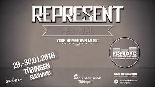 REPRESENT-TV | Represent-Tübingen | 29.-30.01.2016 | ALLE KOMMEN!