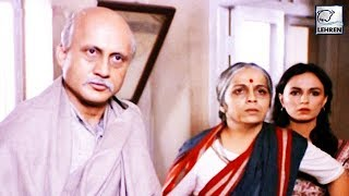 Here's An Interesting Story Behind Anupam Kher's Debut Movie Saaransh