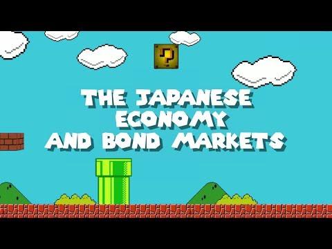 The Japanese economy and bond markets