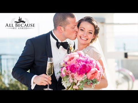 Coral Casino Wedding | Four Seasons Resort Biltmore Hotel Santa Barbara | Amy and Paul Highlight