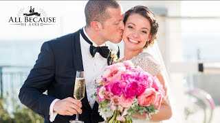 Coral Casino Wedding | Four Seasons Resort Biltmore Hotel Santa Barbara | Amy and Paul Highlight