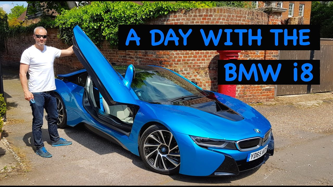 2016 Bmw I8 Supercar Hybrid Review Road Test Youtube
