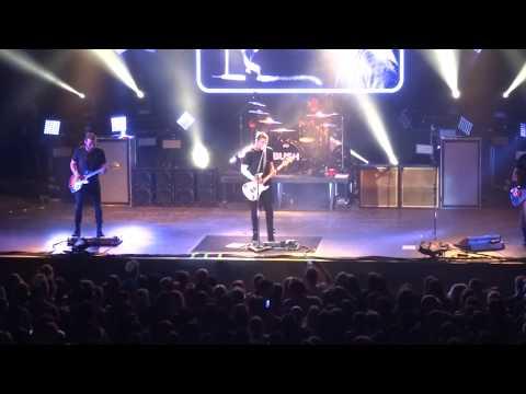 Bush - Live in Minneapolis MN - @ The Myth 2015 (HD)