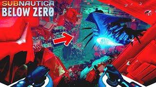 深海500mで「襲われたら即死級の怪物」に出会ってしまう - Subnautica: Below Zero #10