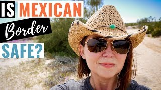 Crossing Mexico Border in My Hymer Van | Is Mexico Safe?
