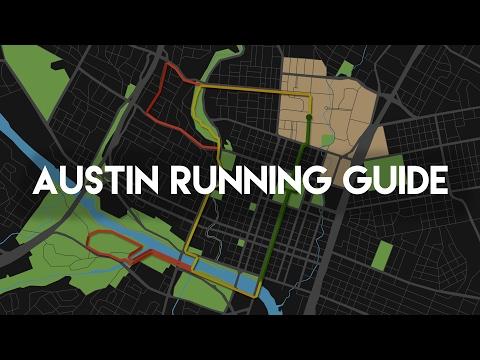 Austin Running Guide