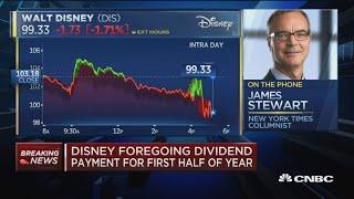 Disney hit by 'shocking reversal of fortune' The New York Times' Jim Stewart warns