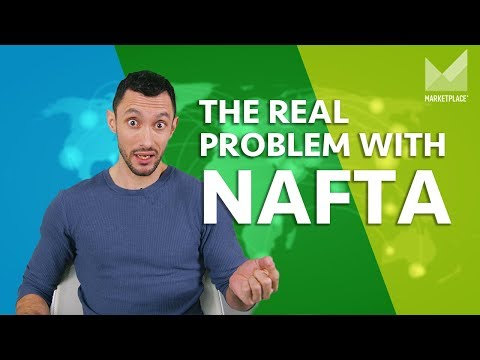 The real problem with NAFTA, explained