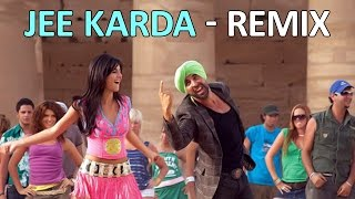 Jee Karda - Remix | Singh Is Kinng | Akshay Kumar & Katrina Kaif