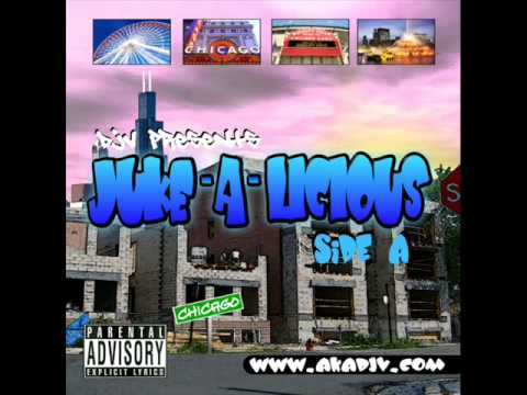 "DJV - ""Juke-a-Licious: Side A"" (Preview) [Chicago Juke Music]"