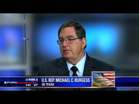 Rep. Michael Burgess on Health Care