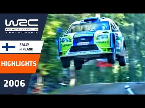 WRC Highlights: Finland 2006: 52 Minutes