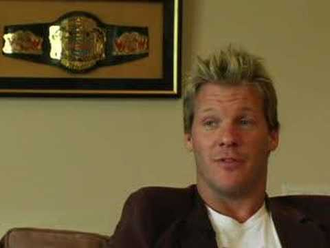 Pro wrestler Chris Jericho tells all