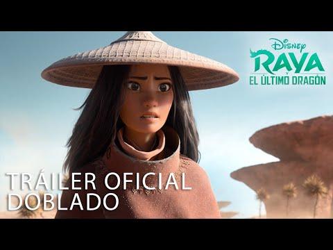 Raya y el Último Dragón | Tráiler Oficial Doblado