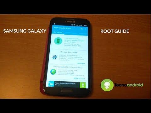 GUIDA ROOT: come ottenere il root sui device SAMSUNG GALAXY