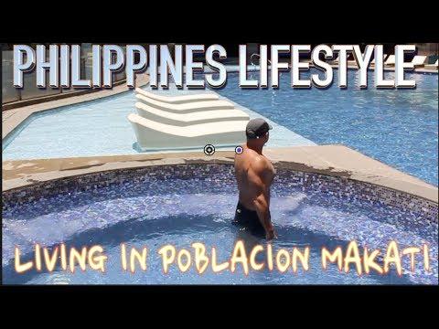 American Living in Poblacion Makati | Metro Manila Philippines